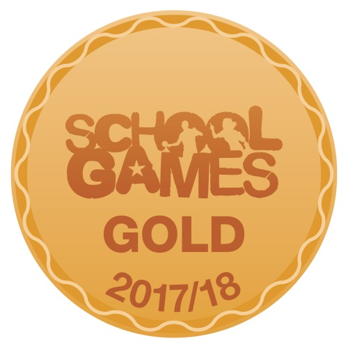 Gold at Hall Green School!