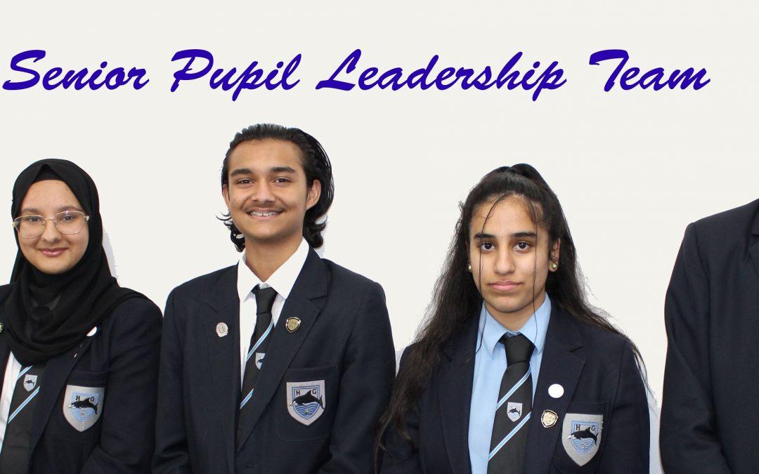 Senior Pupil Leadership Team